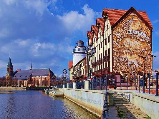 Тур выходного дня в Калининград из Минска