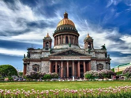 Тур выходного дня в Санкт-Петербург из Минска - поездка на выходные в Питер