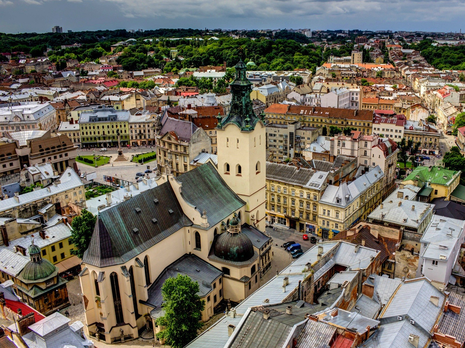 Тур выходного дня во Львов из Минска - поездка на выходные