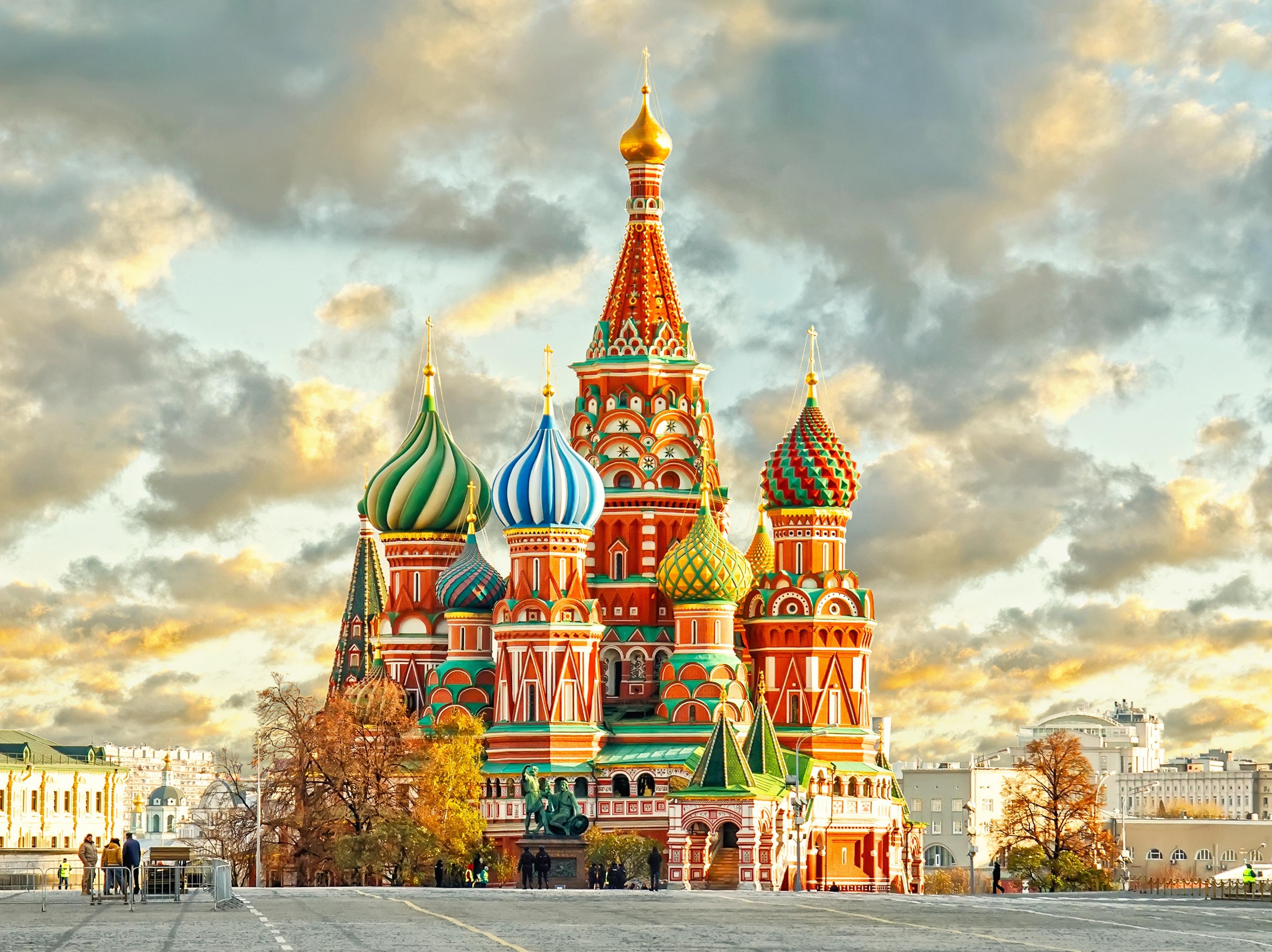 Тур выходного дня в Москву из Минска - экскурсия, поездка на выходные