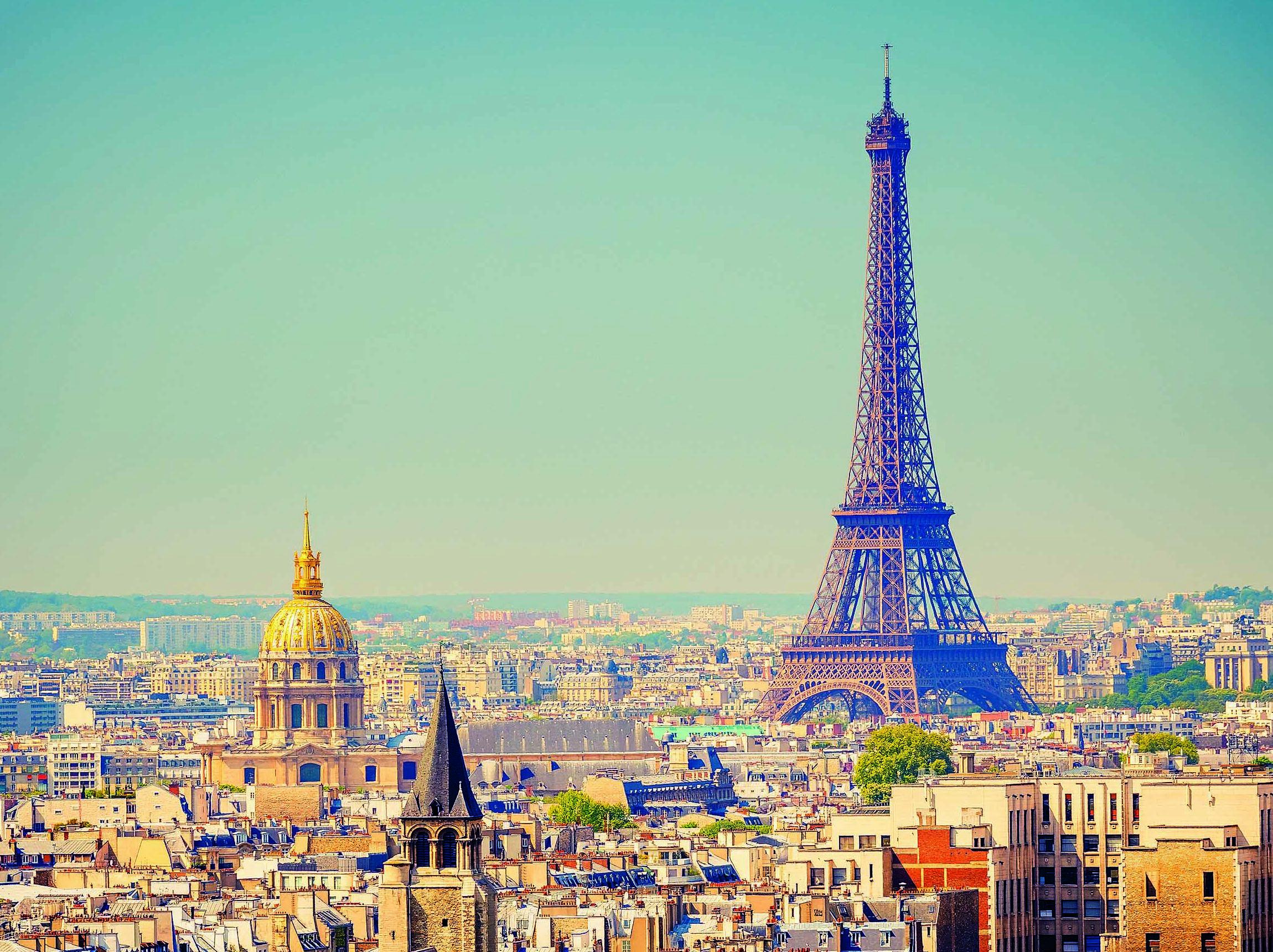 Тур выходного дня в Париж из Минска - поездка на выходные