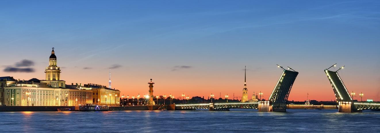Тур выходного дня в Санкт-Петербург из Минска - поездка на выходны в Питер, экскурсии