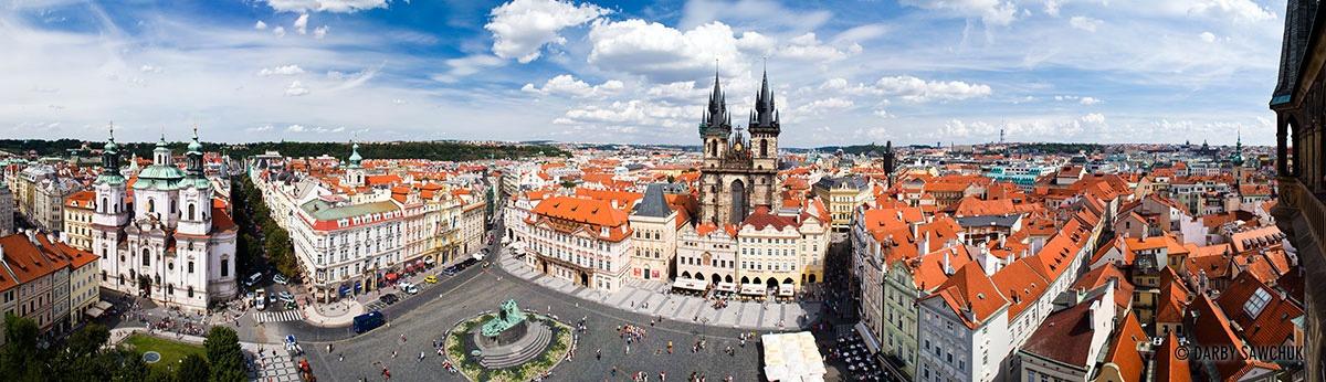 Тур выходного дня в Прагу из Минска - поездка на выходные в Прагу, экскурсии