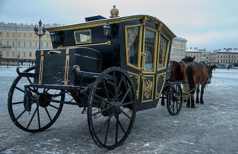 Экскурсии на автобусе в Санкт-Петербурге