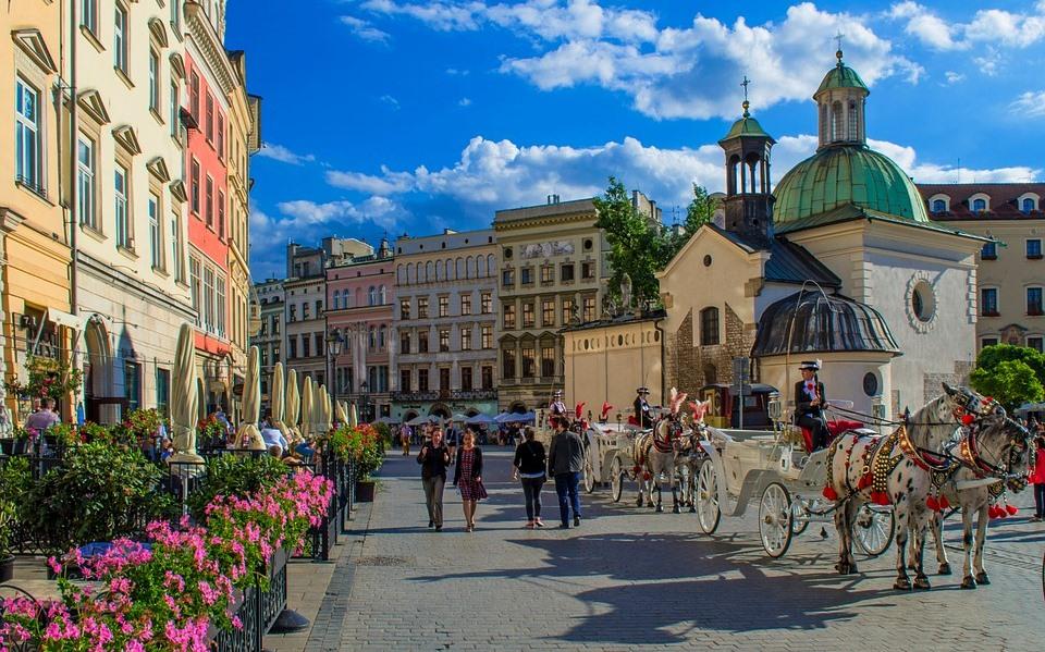 Автобусный тур в Краков Польша
