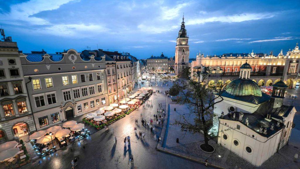 Автобусный тур Краков