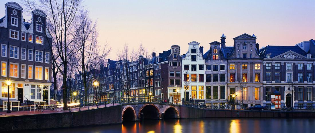 Новый год в Амстердаме 2017