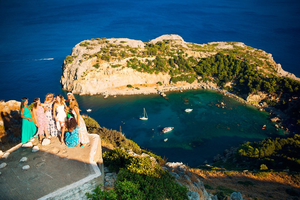 Туры на остров родос в Греции