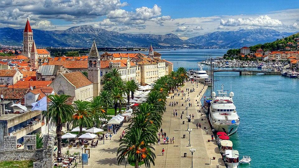 Раннее бронирование в Хорватию на отдых