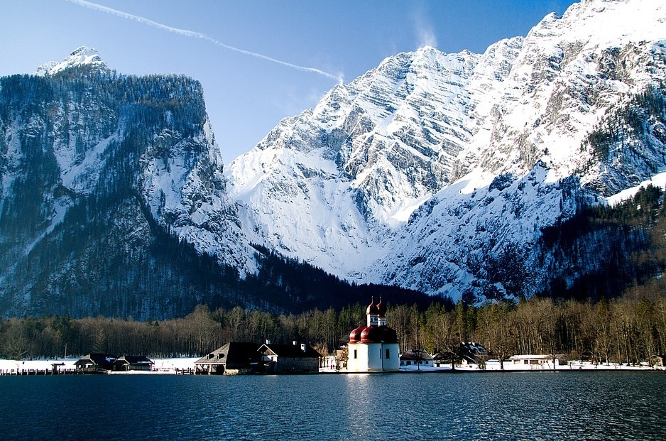 Бавария экскурсия на король озеро в Баварии