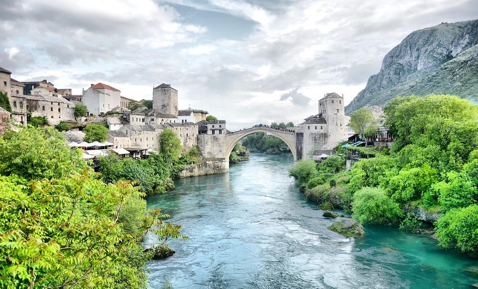 Мостар в Боснии автобусный тур