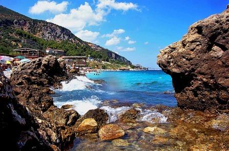 Курорт Влёра Албания