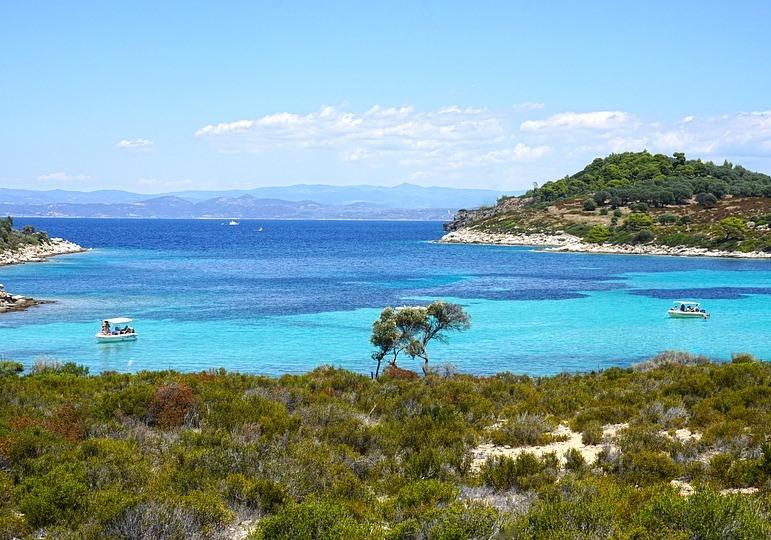 Тур с отдыхом в Халкидики Греции