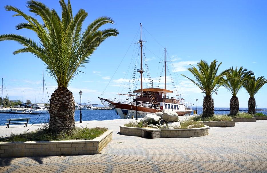 Кассандра, Ситония, Афон отдых на курортах Греции