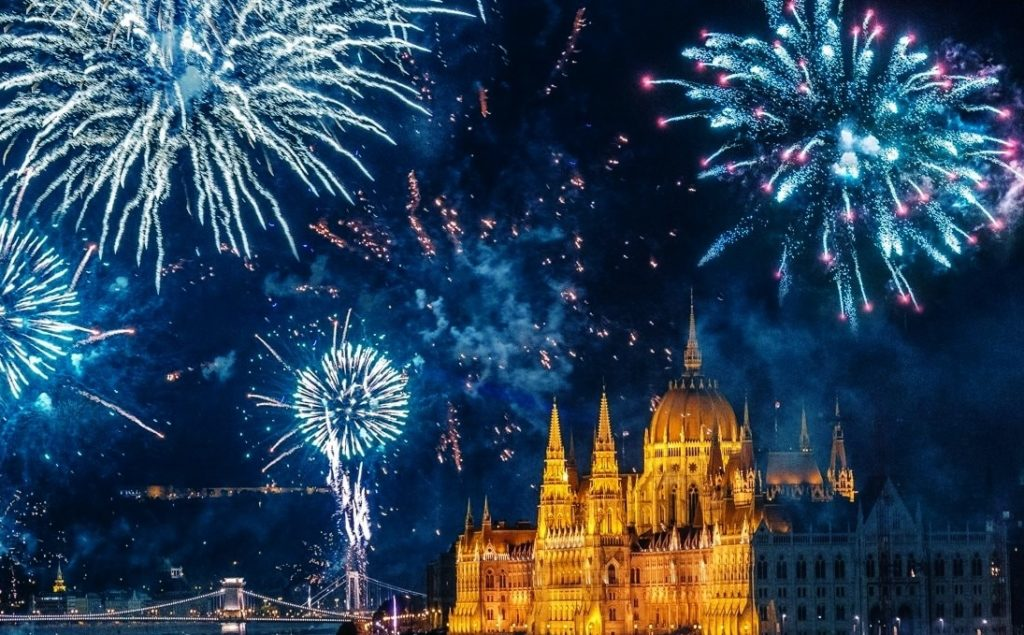 Туры на Новый Год в Будапешт