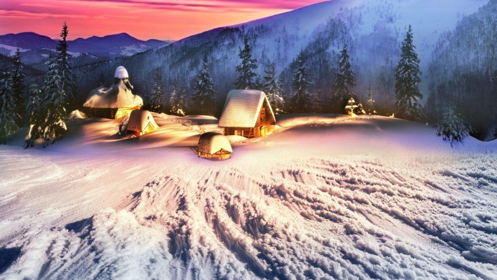 Зимний тур Львов Карпаты