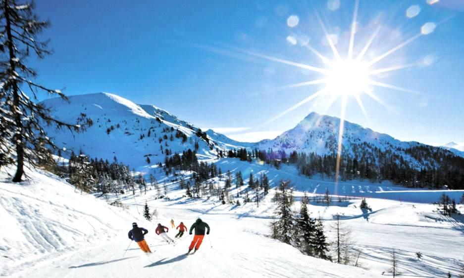 Горнолыжные туры в Буковель зимой