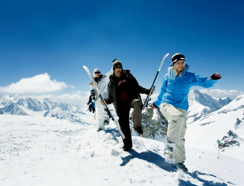 Где покататься отдохнуть на лыжах в 2019 году