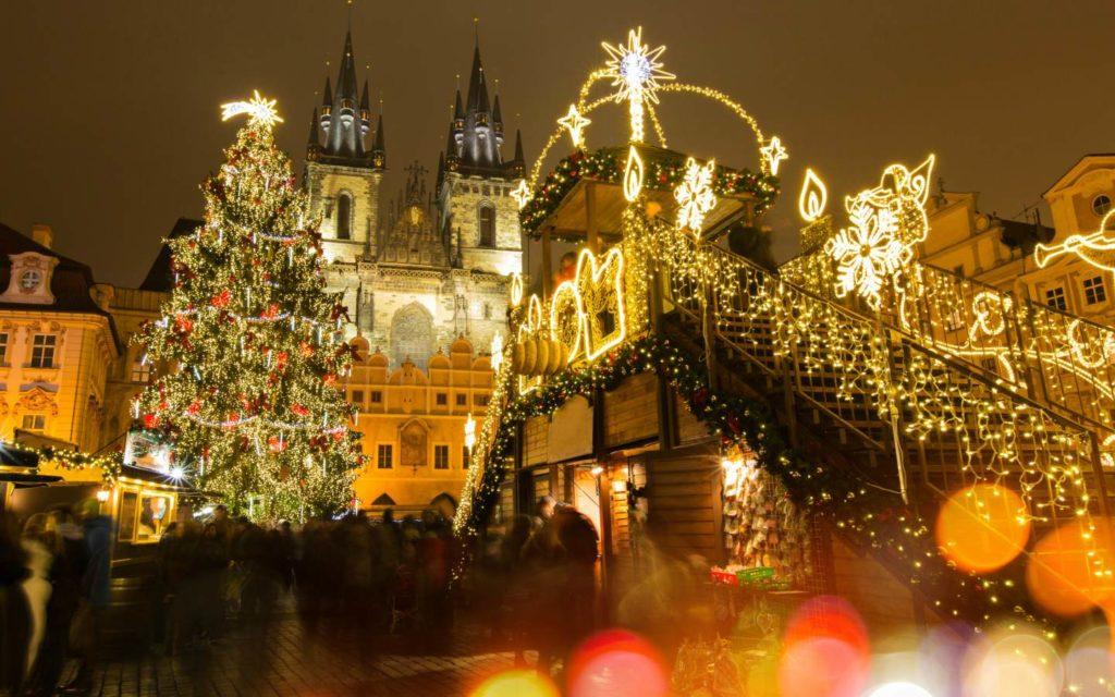 Туры в Прагу на Рождество и Новый Год