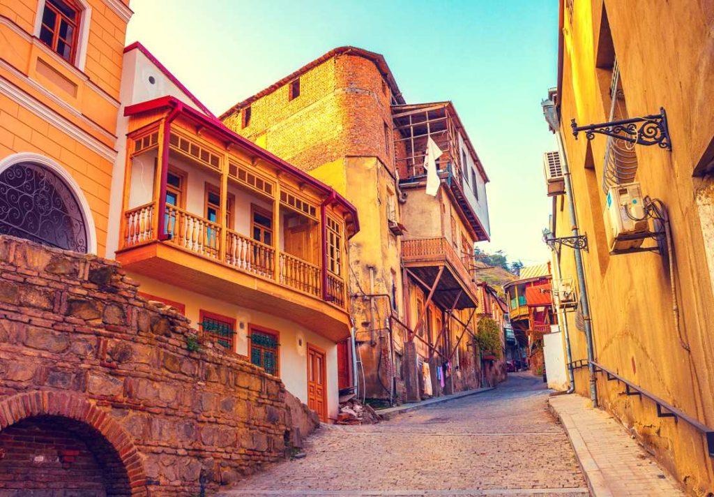 Экскурсионные туры с отдыхом на море в Тбилиси Грузии