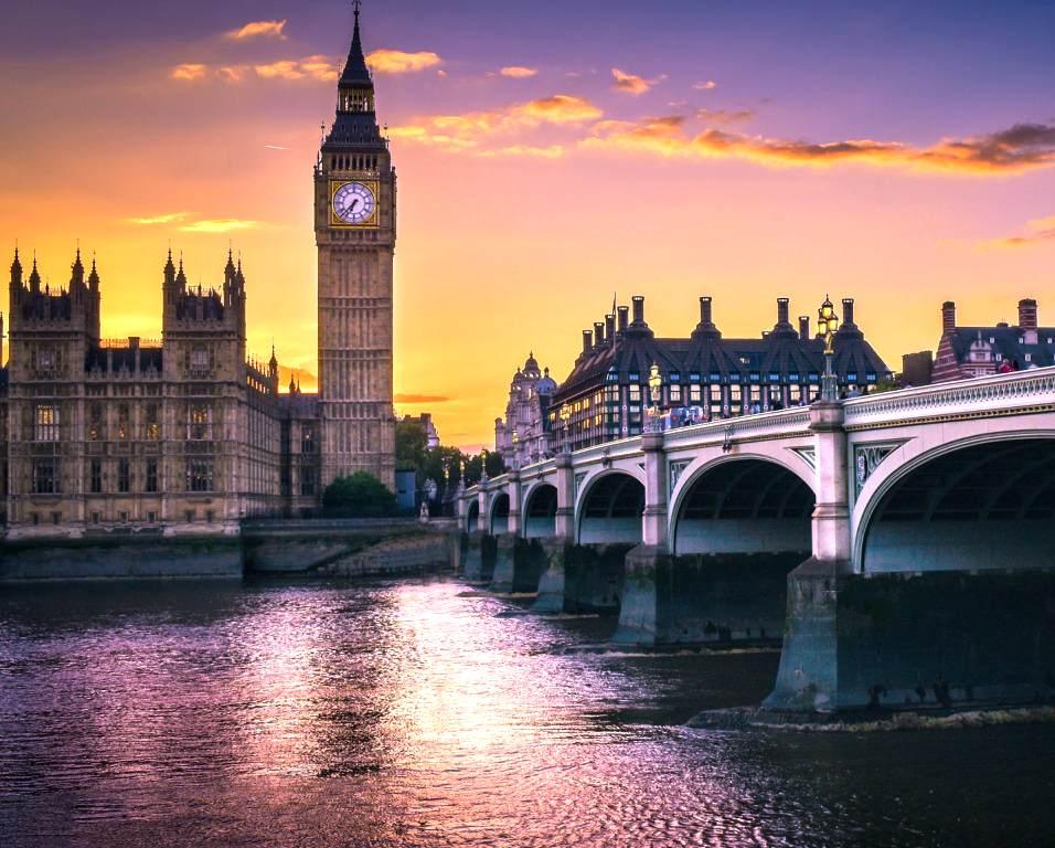 Туры в Лондон из Минска на выходные