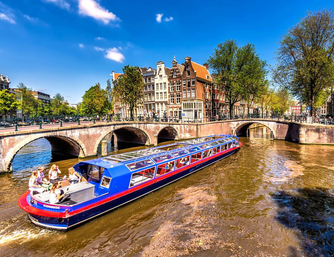 Автобусные туры в Амстердам