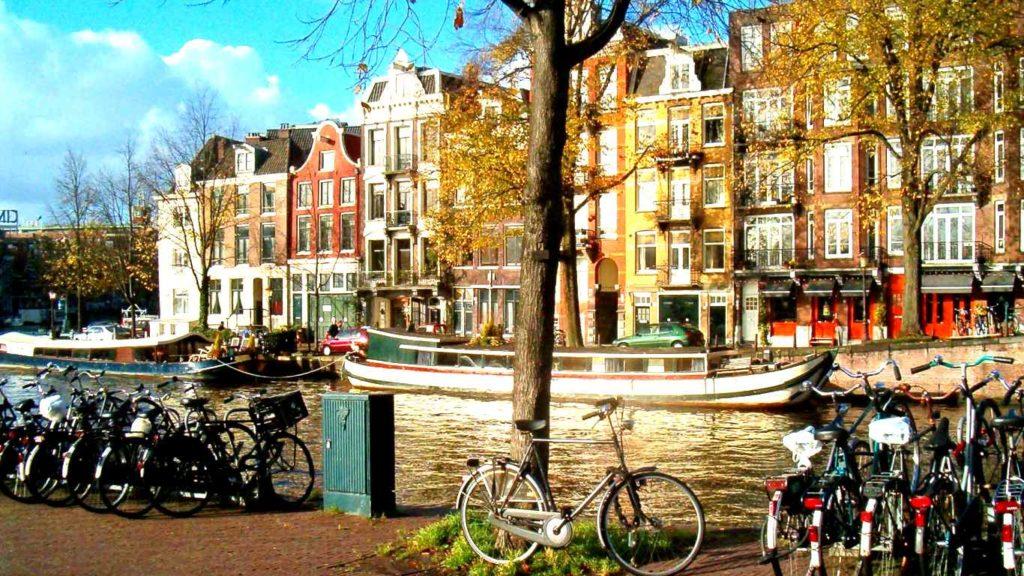 Выходные туры в Амстердам