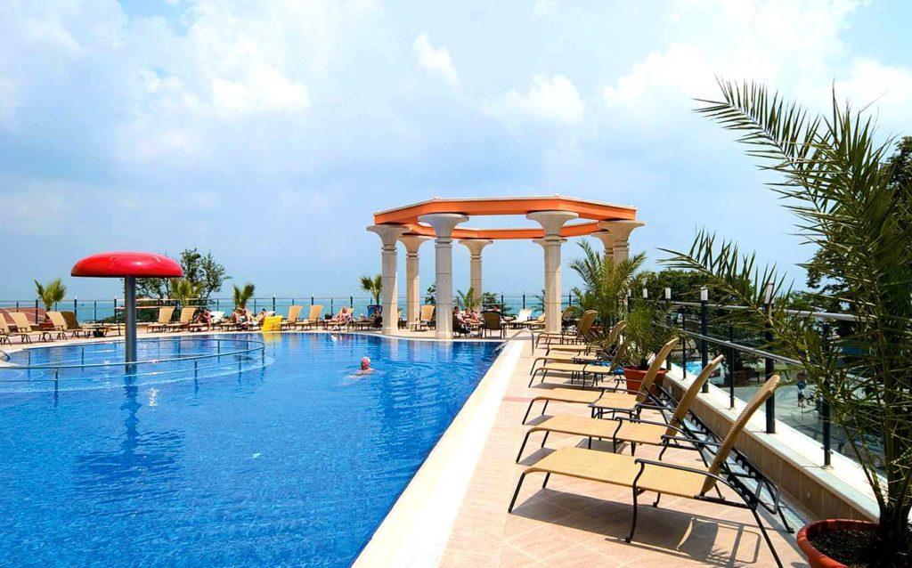 Astera Hotel Spa отдых в отелях Болгарии Золотые пески