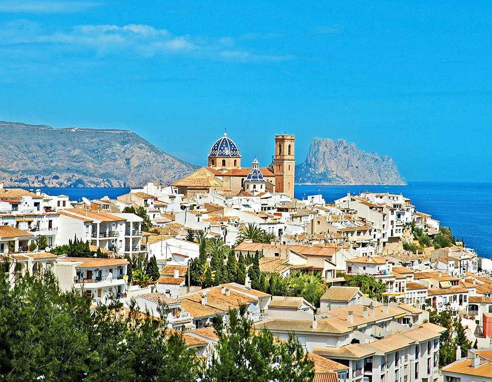 Коста Бланка Испания тру на отдых