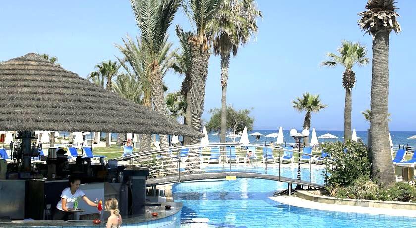 Golden Bay Beach Hotel 5 отдых на Кипре