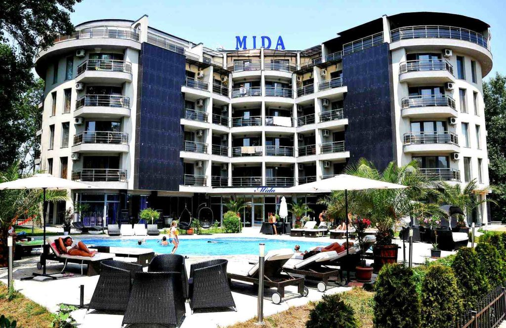 Отдых в отелях Болгарии