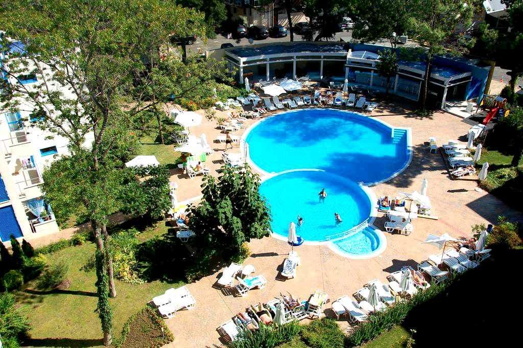 Отдых в отелях Болгарии все включено