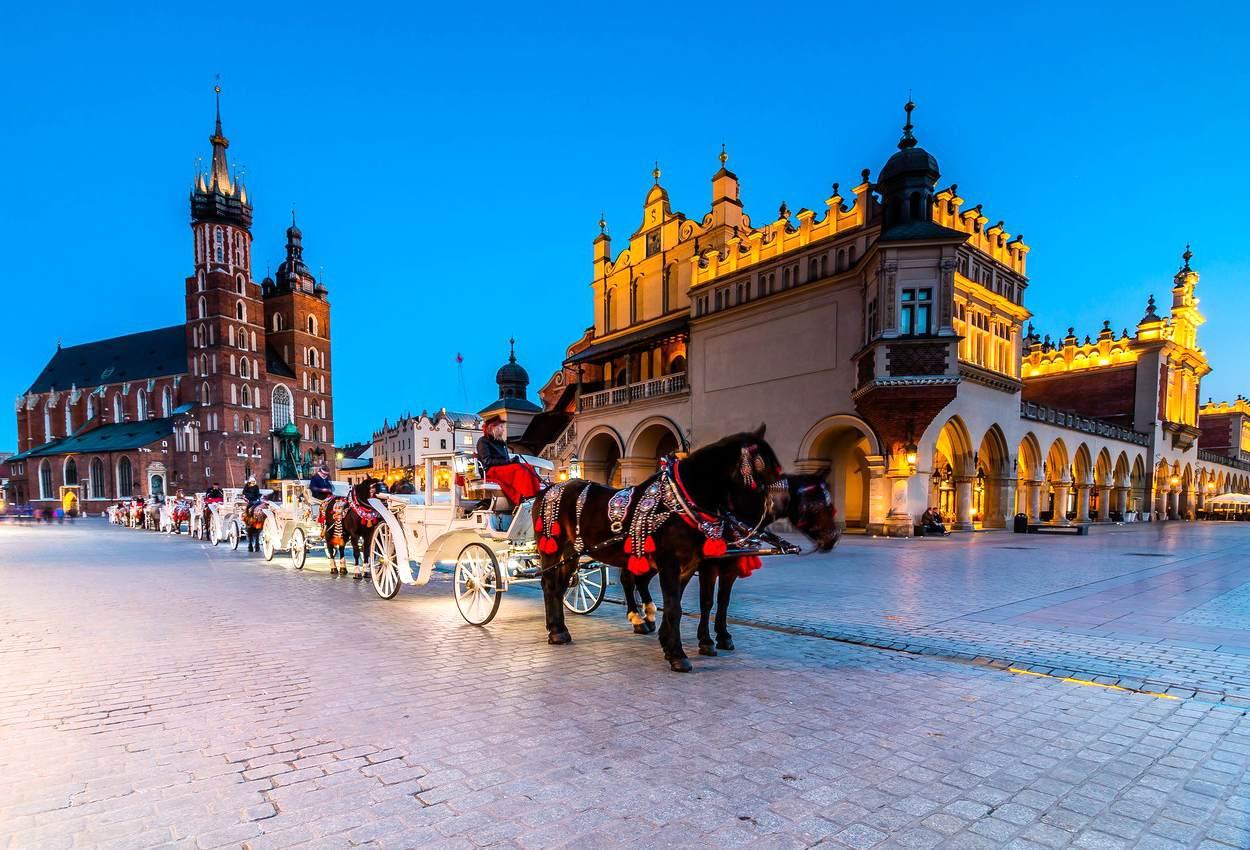 Туры в Польшу из Минска
