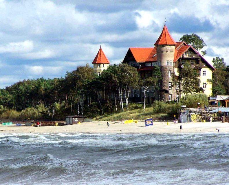 Автобусные туры в Польшу на море