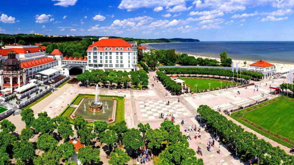 Туры в Польшу на море