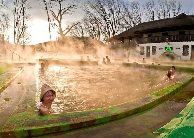 Термальных отдых в Закарпатье на термальных источниках