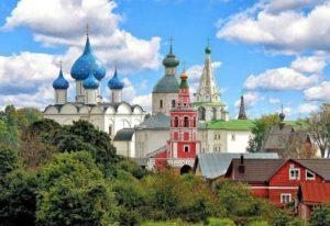 Туры в Золотое кольцо из Минска