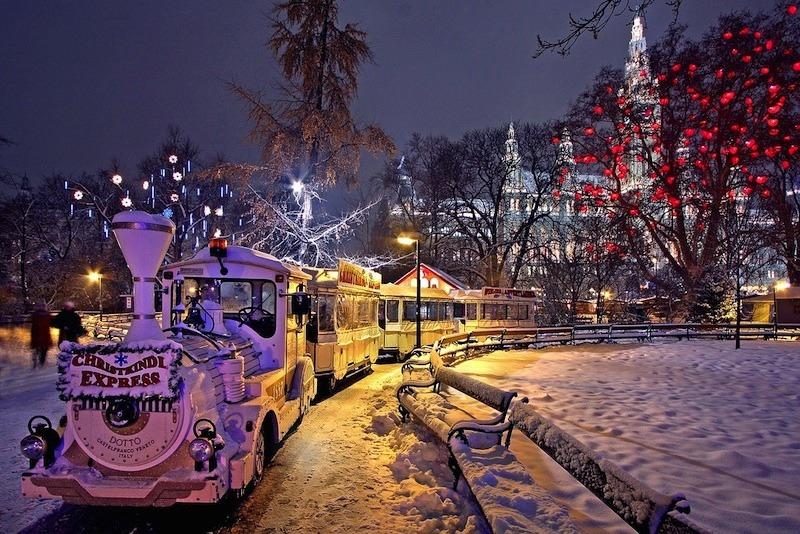 Тур на Рождество в Вену Австрии