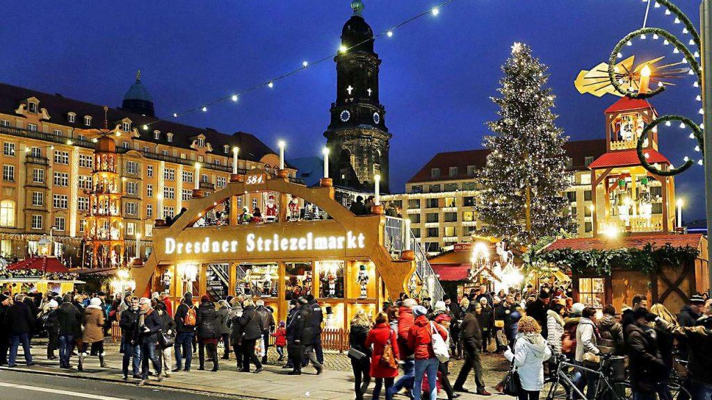 Рождественские туры в Германию