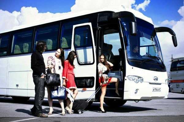 Автобусные трансферы в Кирилловку