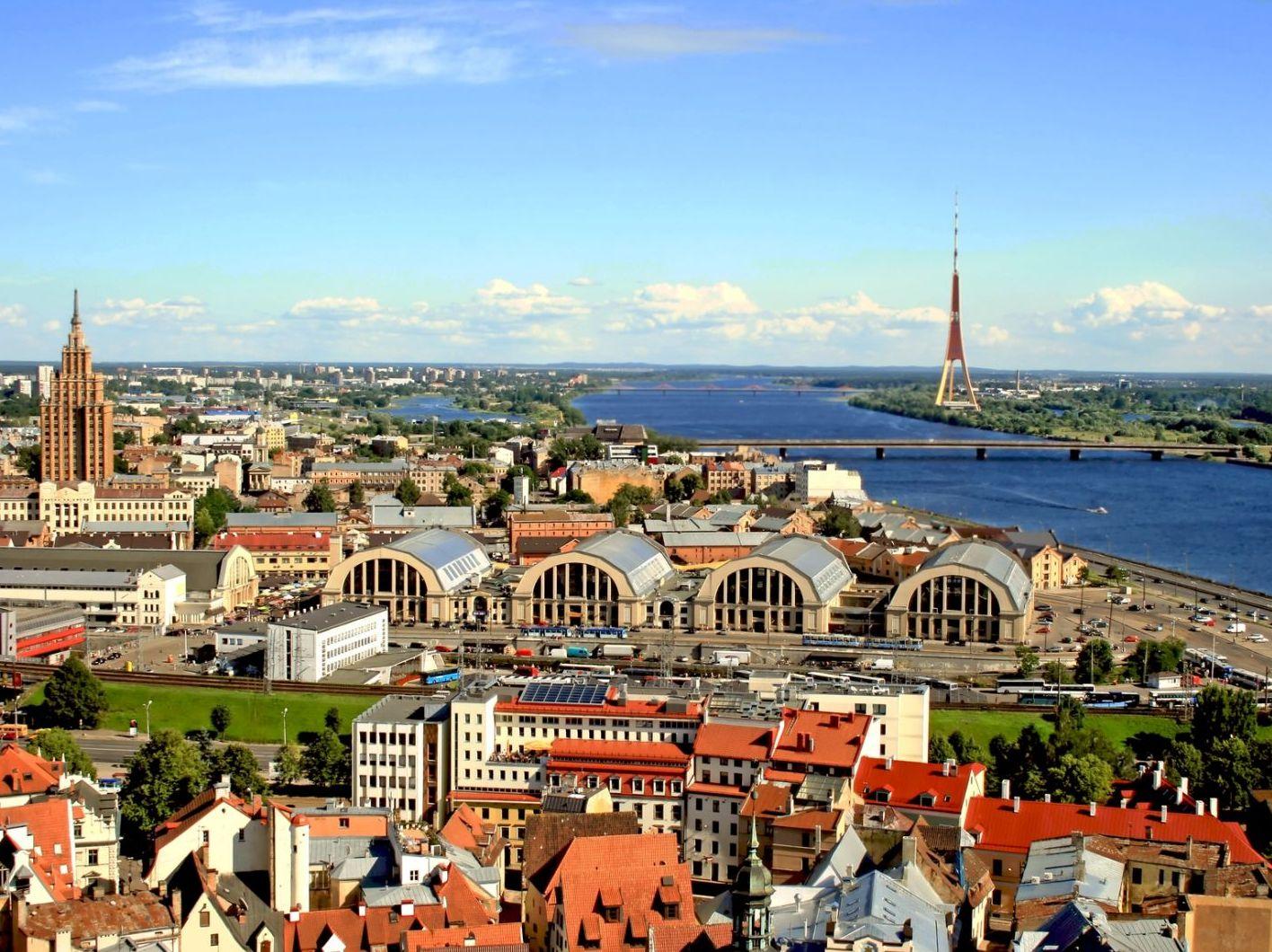 Туры выходного дня в Латвию из Минска - поездка на выходные