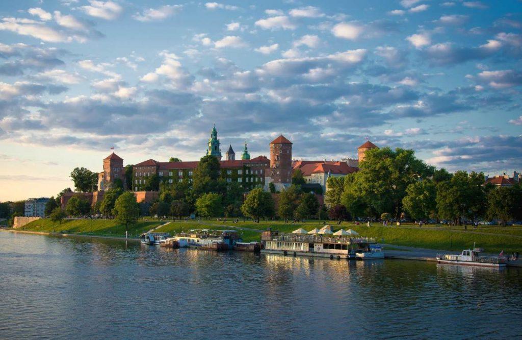 Туры в Краков зимой