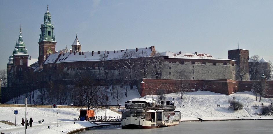 Новогодний тур в Краков Польша