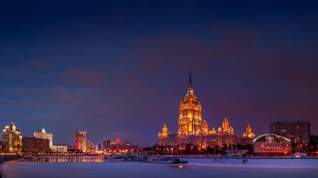 Новогодний тур в Москву на 5 дней