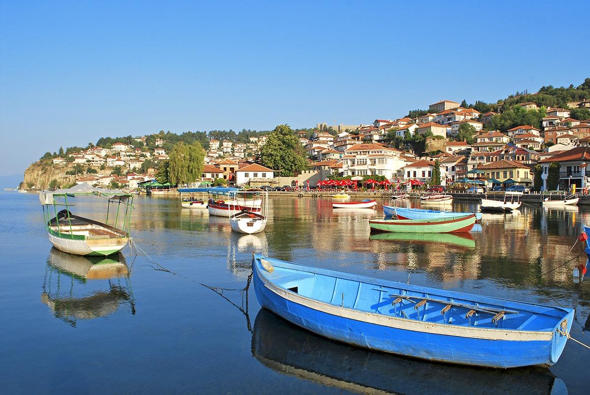 Албания порт Дуррес