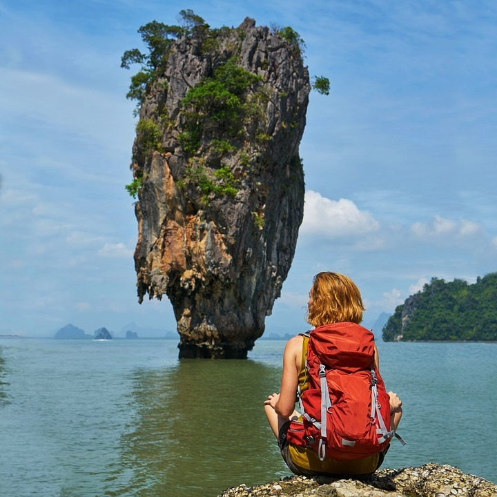 Море в Тайлане