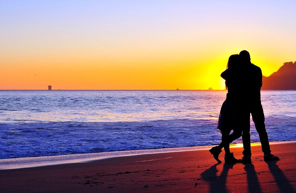 Романтический отдых на двоих на море
