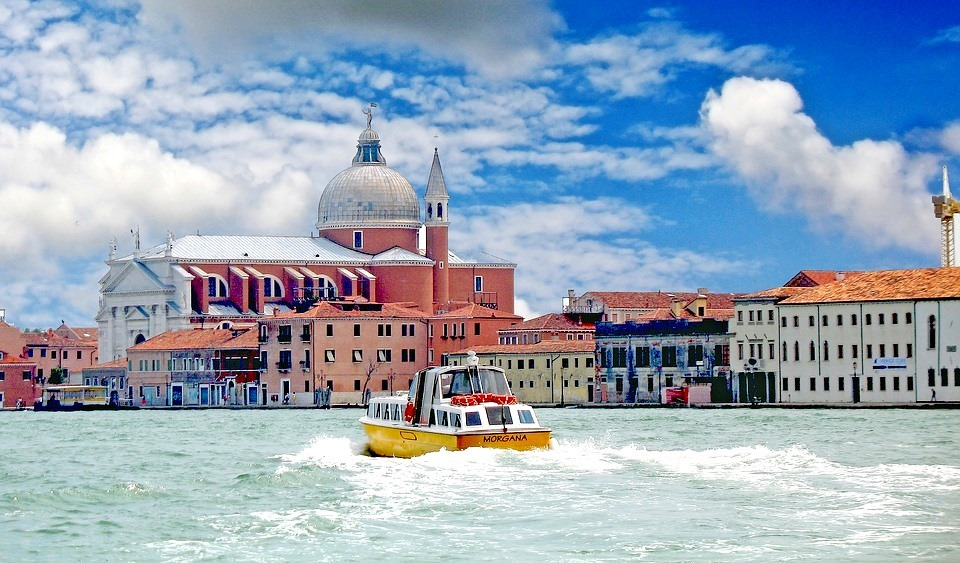 Экскурсия в Италию