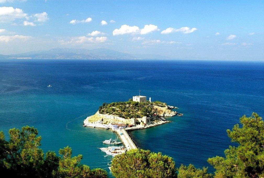Кушадасы курорт Турции