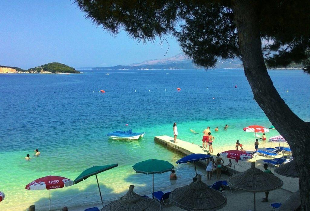 Пляжи Влеры в Албании